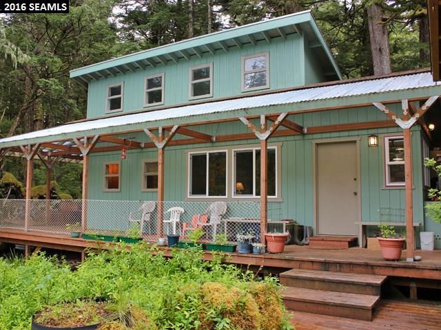Block 3 Lot 10 Middle Island, Sitka, AK 99835