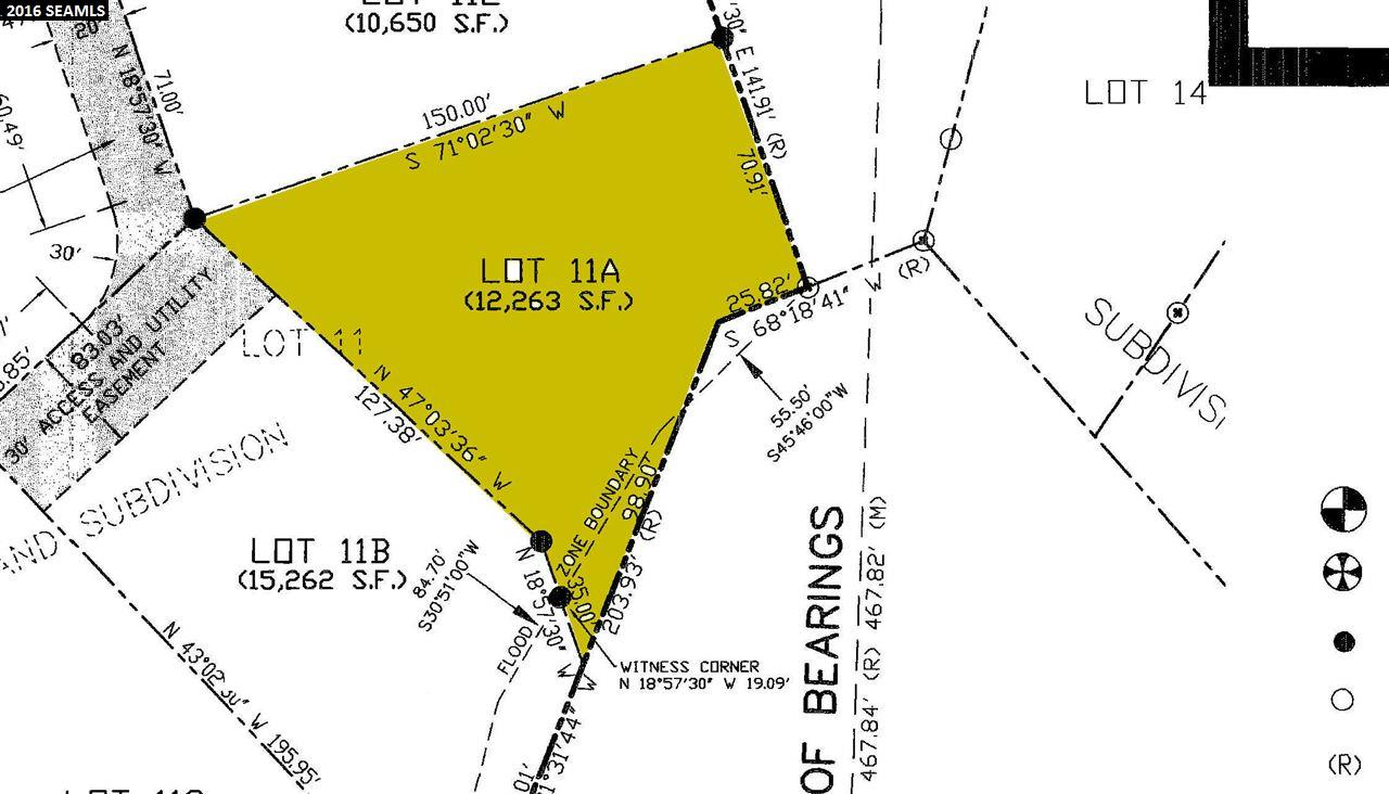 Lot 11A Legal Address Only, Sitka, AK 99835