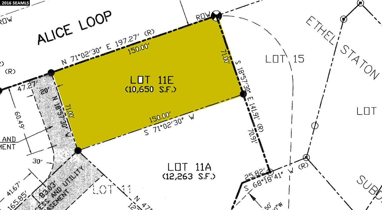 Lot 11E Legal Address Only, Sitka, AK 99835