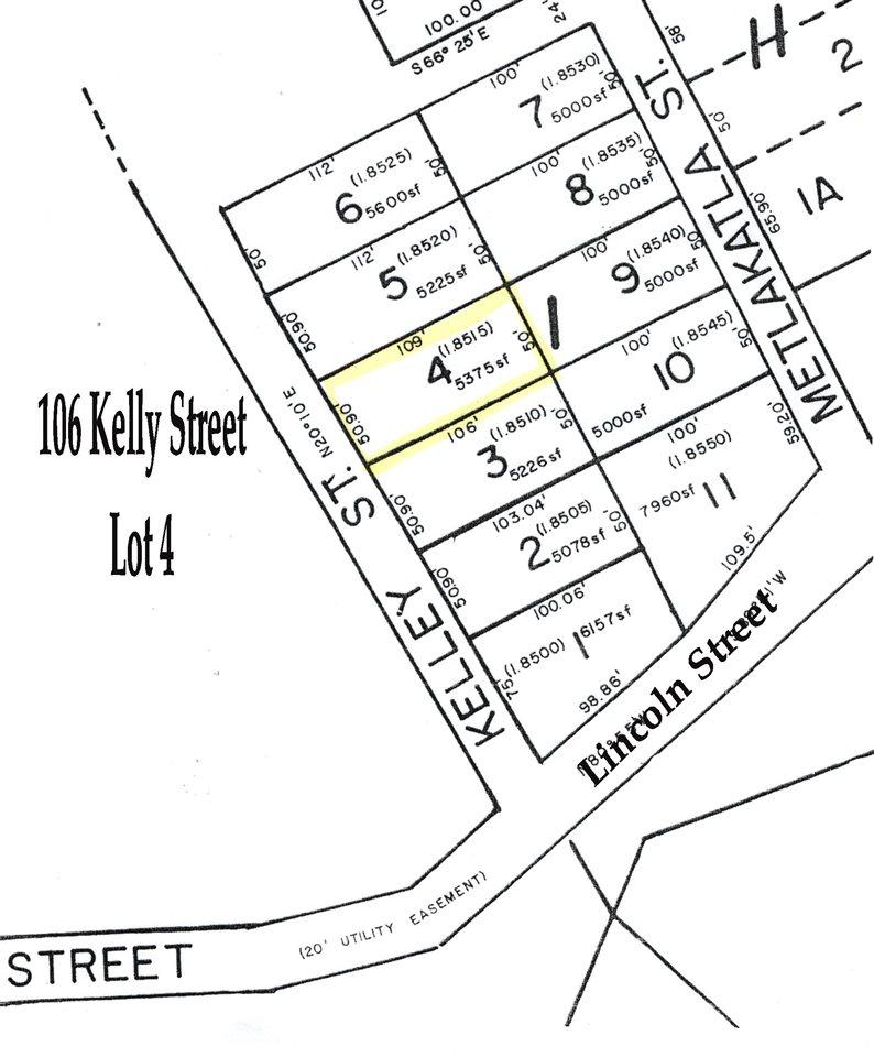106 Kelly Street, Sitka, AK 99835
