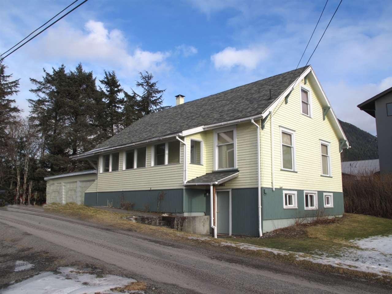 106 Finn Alley, Sitka, AK 99835