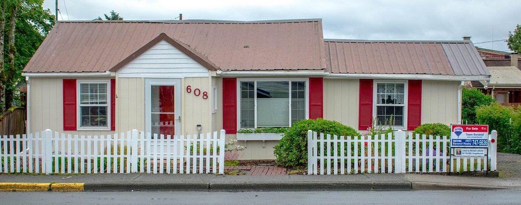608 Sawmill Creek Road, Sitka, AK 99835