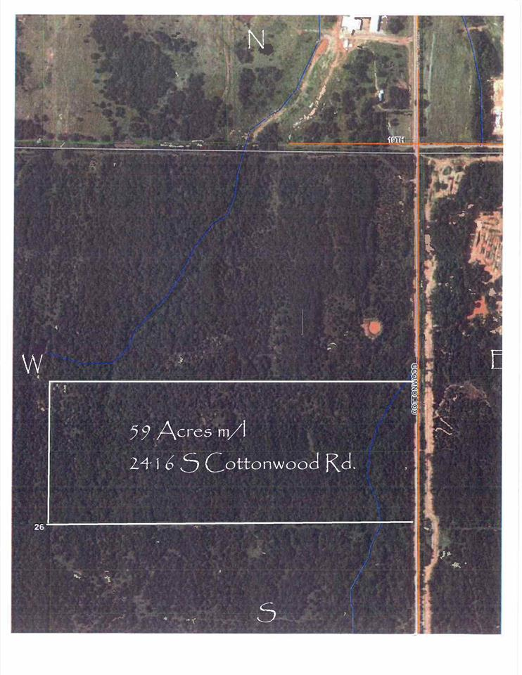 2416 S Cottonwood Road, Stillwater, OK 74074