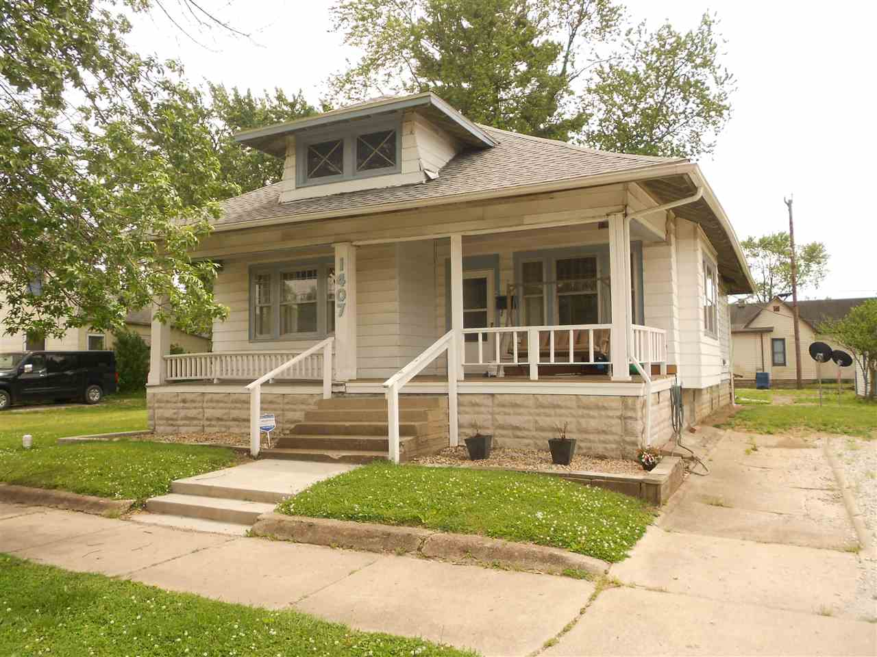 1407 Maple, TERRE HAUTE, 47804, IN