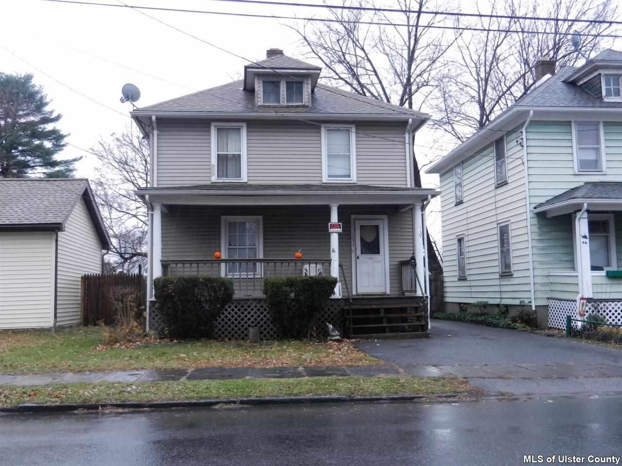 Two Family for Sale at 133 FOXHALL Avenue 133 FOXHALL Avenue Kingston, New York 12401 United States