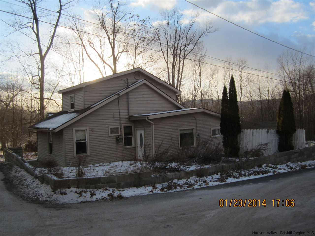 Single Family Home for Sale at 263 Berme Road 263 Berme Road Ellenville, New York 12428 United States