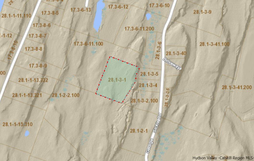 Additional photo for property listing at TBD Off George Sickle Road TBD Off George Sickle Road Saugerties, New York 12477 United States
