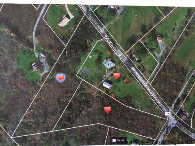 Single Family Home for Sale at Lot 1 Mckinstry Road Lot 1 Mckinstry Road Gardiner, New York 12525 United States