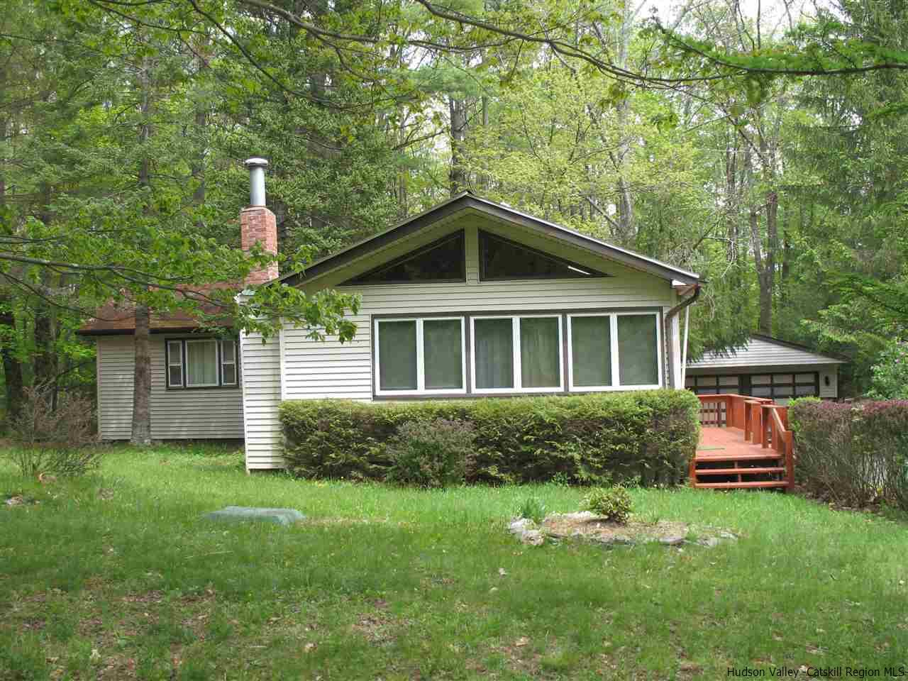Single Family Home for Sale at 18 Traver Hollow Road 18 Traver Hollow Road Boiceville, New York 12412 United States
