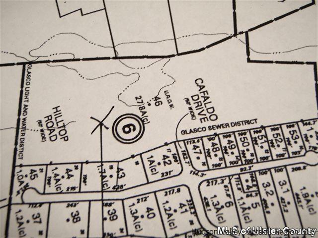Single Family Home for Sale at OFF HILLTOP Road OFF HILLTOP Road Saugerties, New York 12477 United States