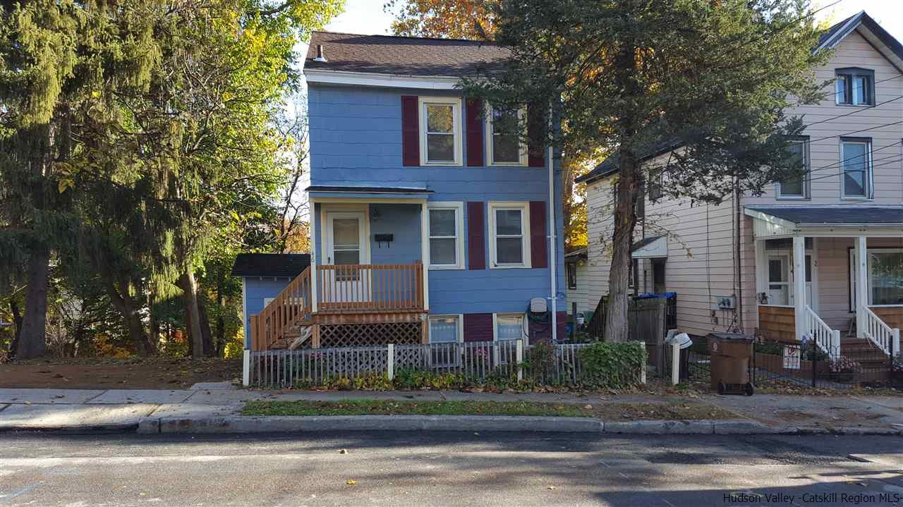 Single Family Home for Sale at 46 Sycamore St Street 46 Sycamore St Street Kingston, New York 12401 United States