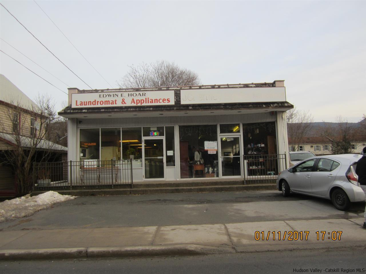 Retail for Rent at 44 N Main Street 44 N Main Street Ellenville, New York 12428 United States