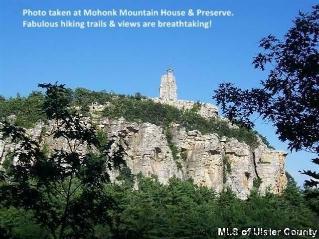Mohonk Mountain House & Preserve are in close proximity-enjoy thousands of acres of pristine forest.