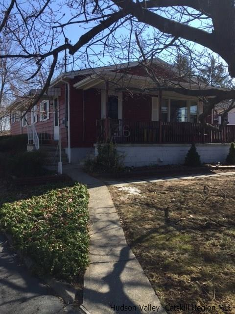 Single Family Home for Sale at 36 York Street 36 York Street Saugerties, New York 12432 United States