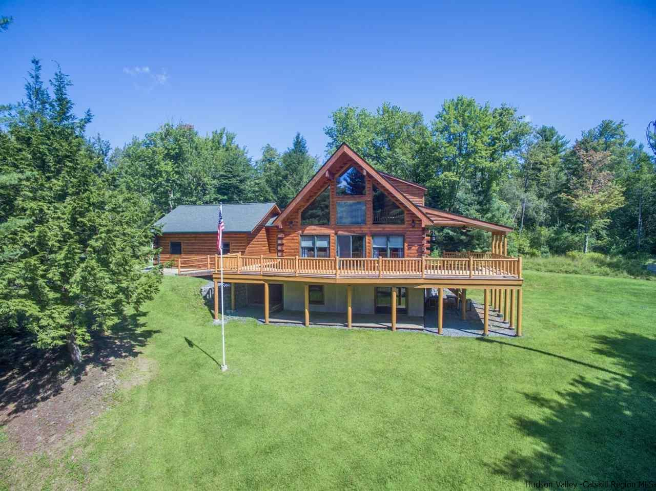 Single Family Home for Sale at 1650 Briggs Highway Ext. 1650 Briggs Highway Ext. Ellenville, New York 12428 United States