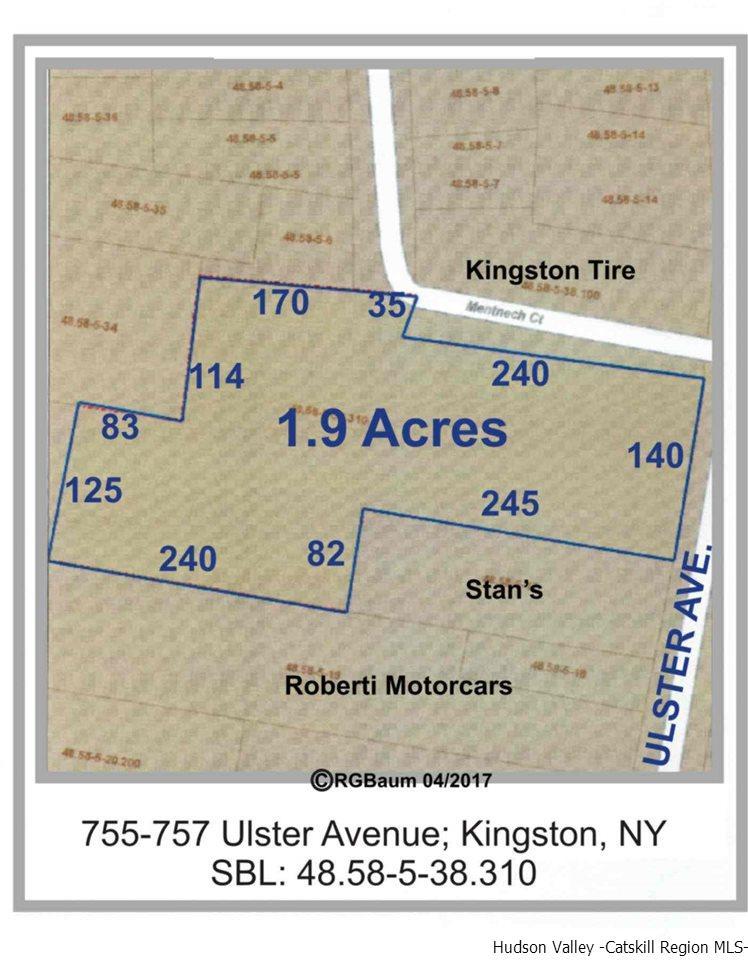 755 Ulster Avenue, Kingston, NY 00000