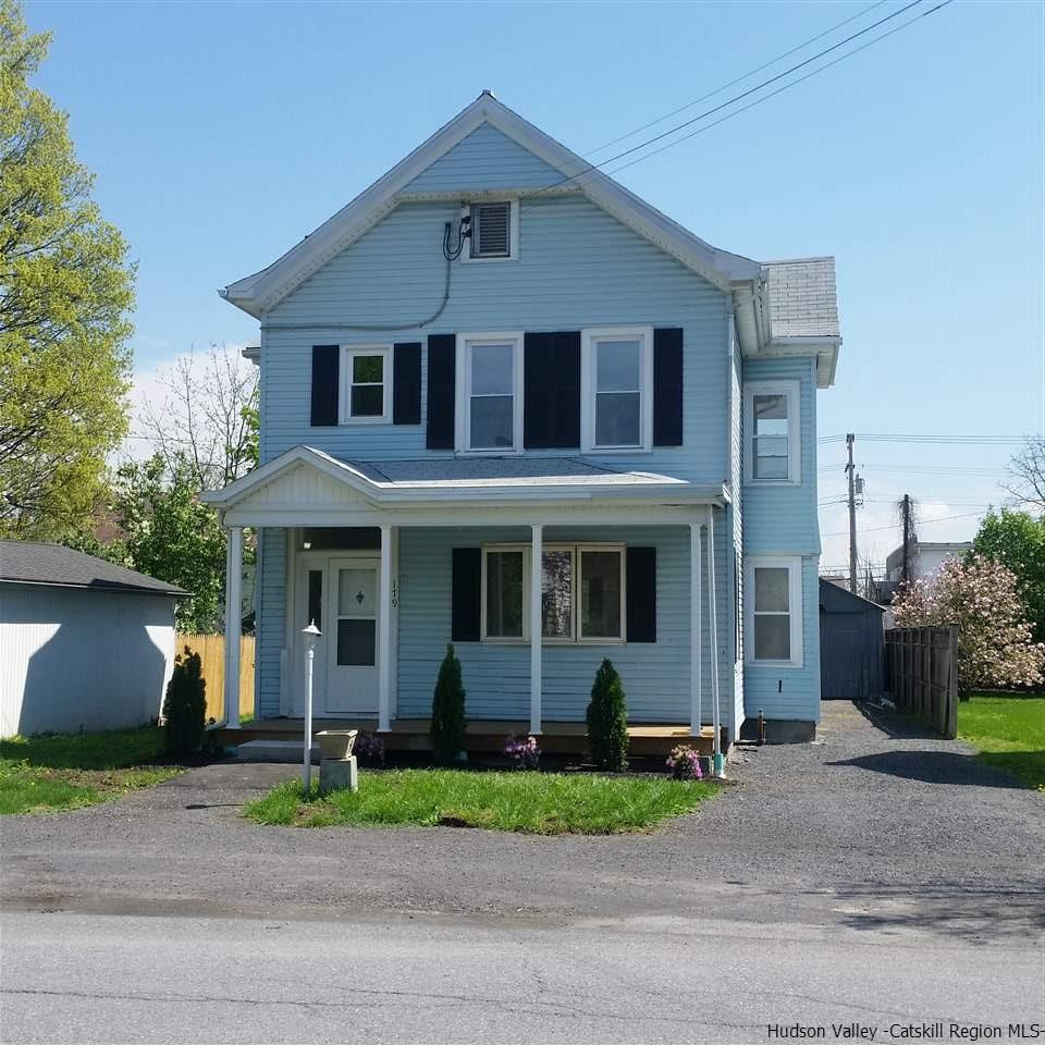 179 Green St front