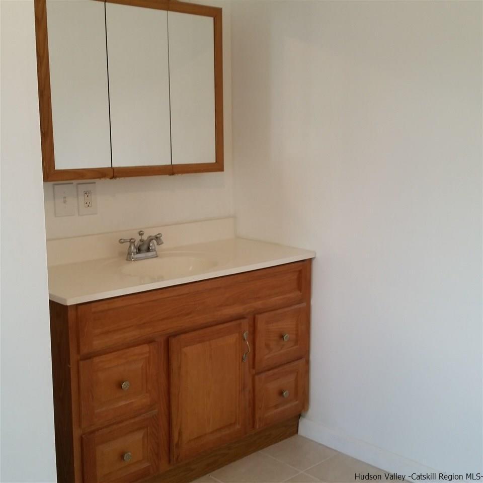 First Floor full bath/laundry room