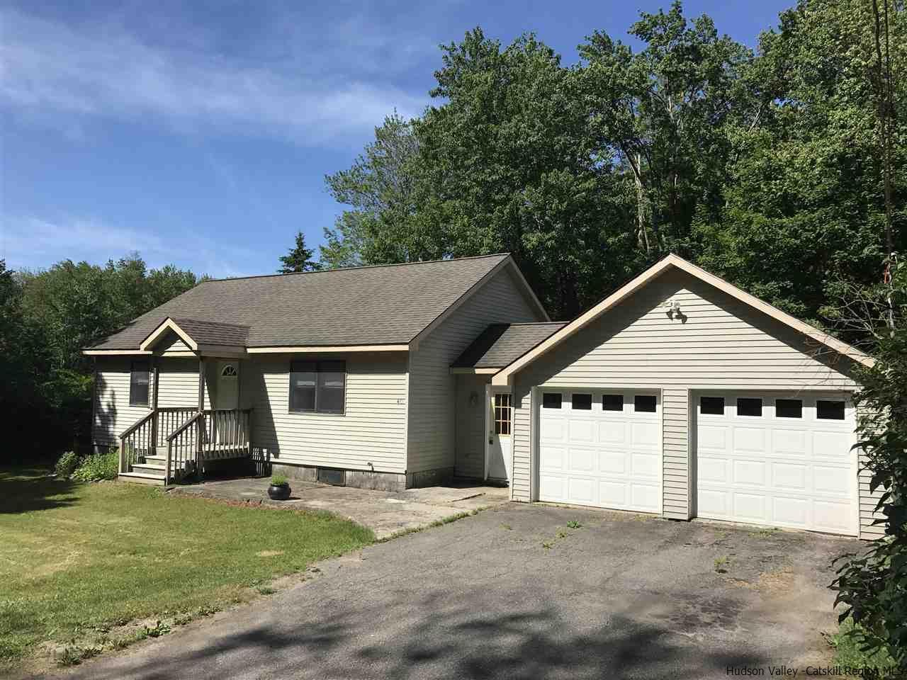 Single Family Home for Sale at 445 Samsonville Road 445 Samsonville Road Kerhonkson, New York 12446 United States