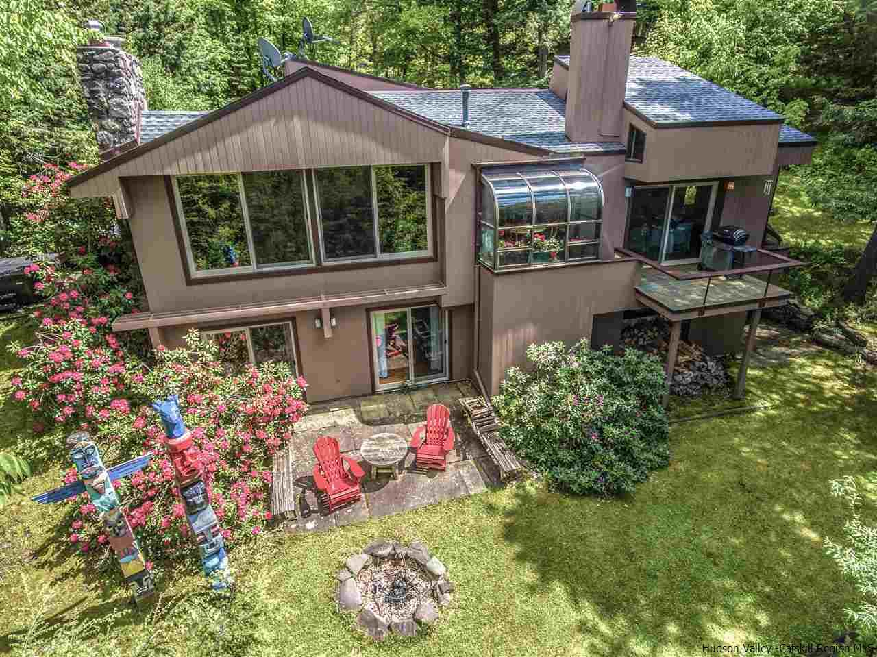 Single Family Home for Sale at 360 LITTLE TIMBER Road 360 LITTLE TIMBER Road Jewett, New York 12444 United States