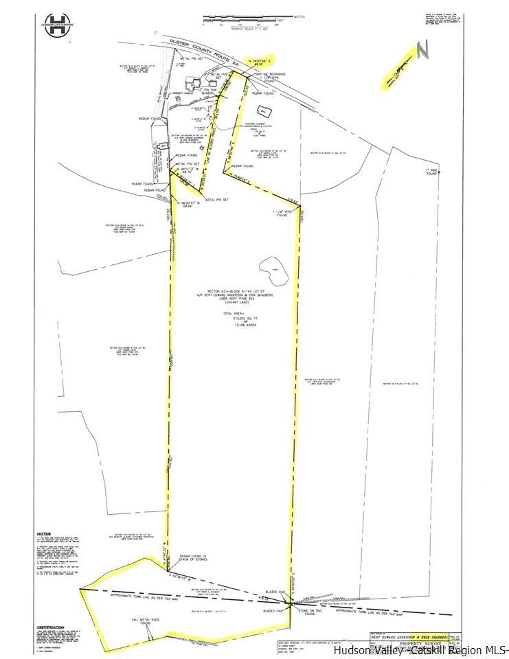 545 County Route 2A, Olivebridge, NY 12461