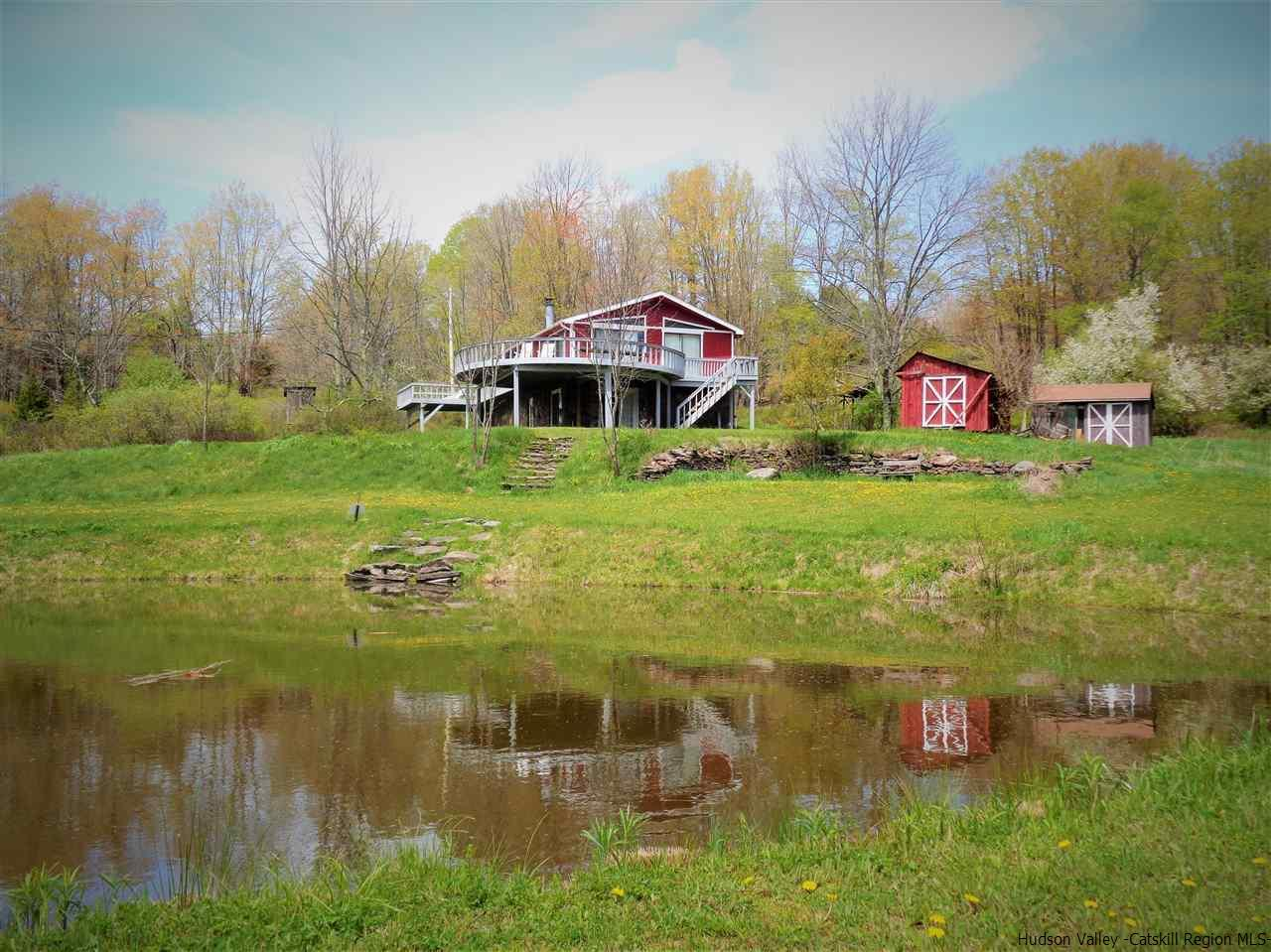 Single Family Home for Sale at 1932 Route 23C 1932 Route 23C Jewett, New York 12444 United States