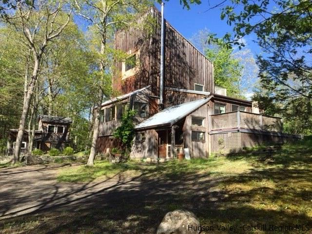 Single Family Home for Sale at 161 GEORGE SICKLE ROAD 161 GEORGE SICKLE ROAD Saugerties, New York 12477 United States