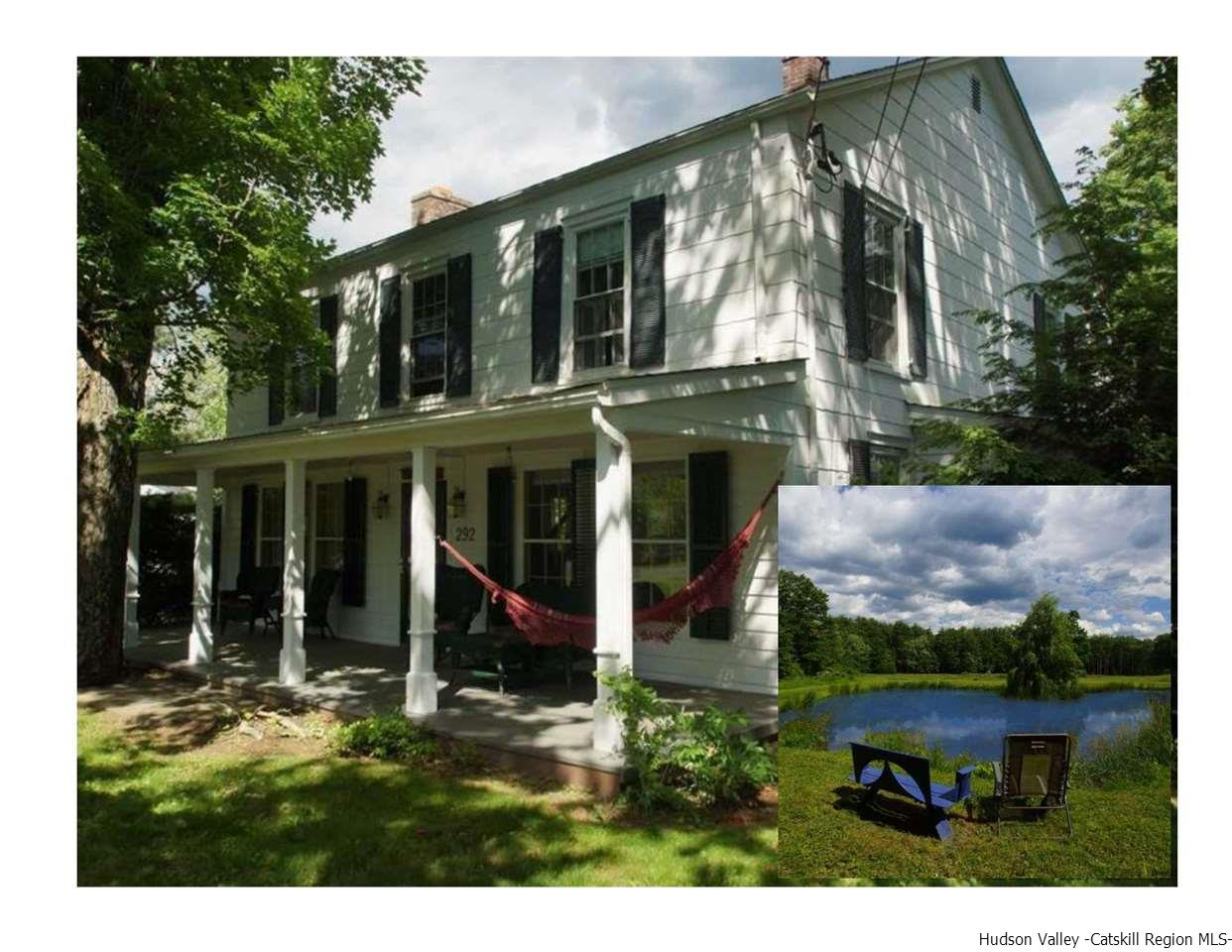 292 Blue Mountain Road, Saugerties, NY 12477