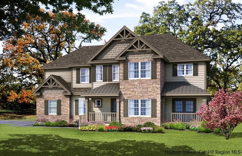 Single Family Home for Sale at 105 Le Fevre Lane 105 Le Fevre Lane New Paltz, New York 12561 United States