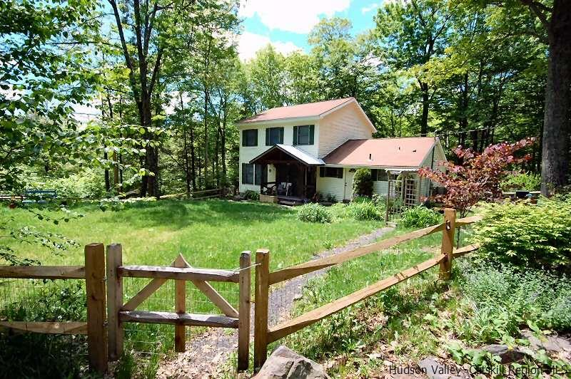 131 Silver Hollow Road, Willow, NY 12495