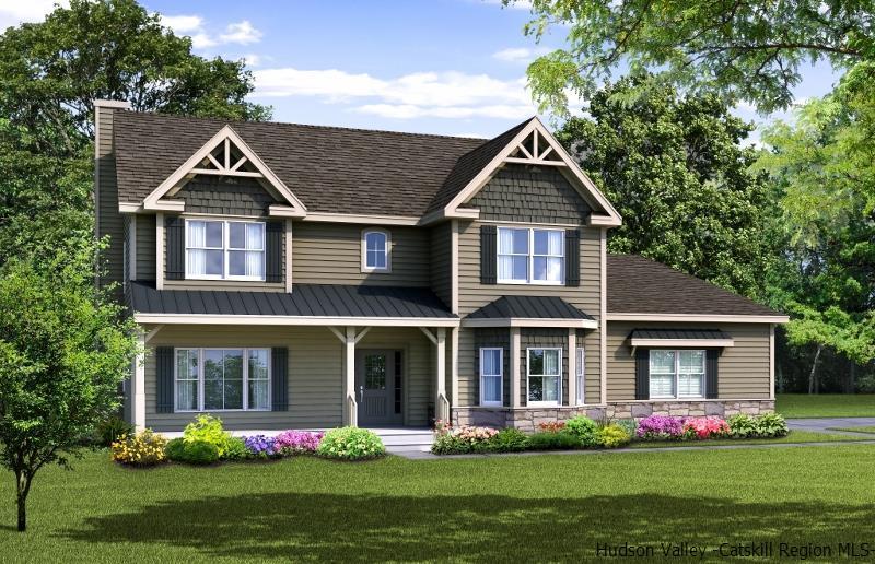 Single Family Home for Sale at 104 Le Fevre Lane 104 Le Fevre Lane New Paltz, New York 12561 United States