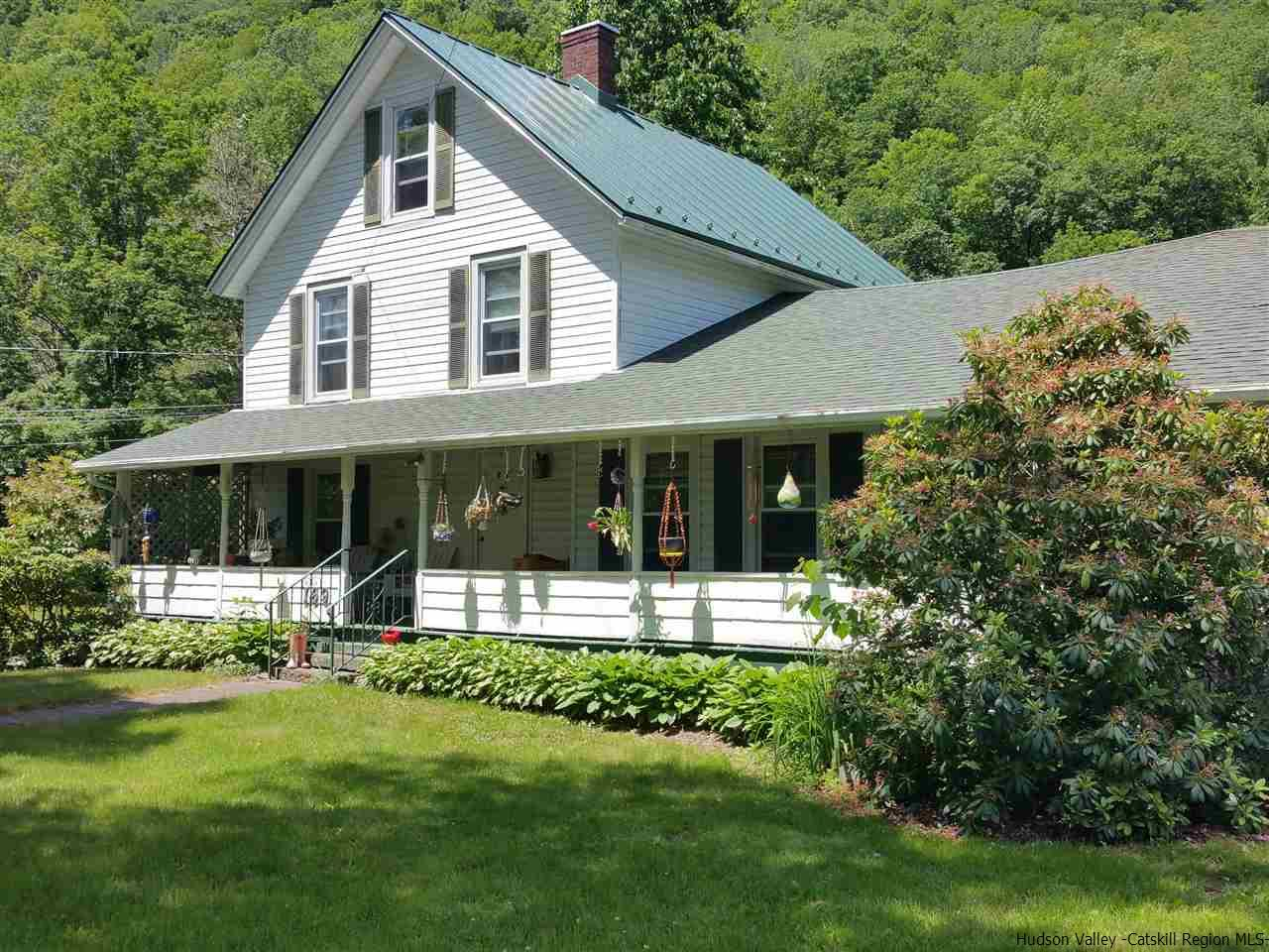 169 State Route 214 Road, Phoenicia, NY 12464