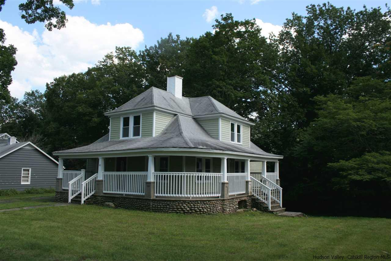 Single Family Home for Sale at 20 High Street 20 High Street Napanoch, New York 12458 United States