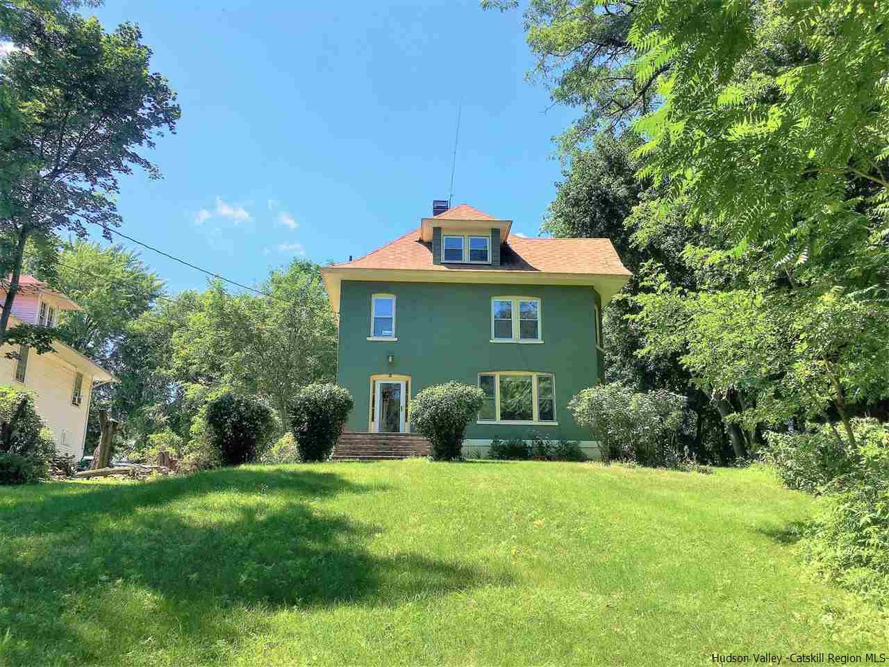 Single Family Home for Sale at 59 Orchard Street 59 Orchard Street Kingston, New York 12401 United States