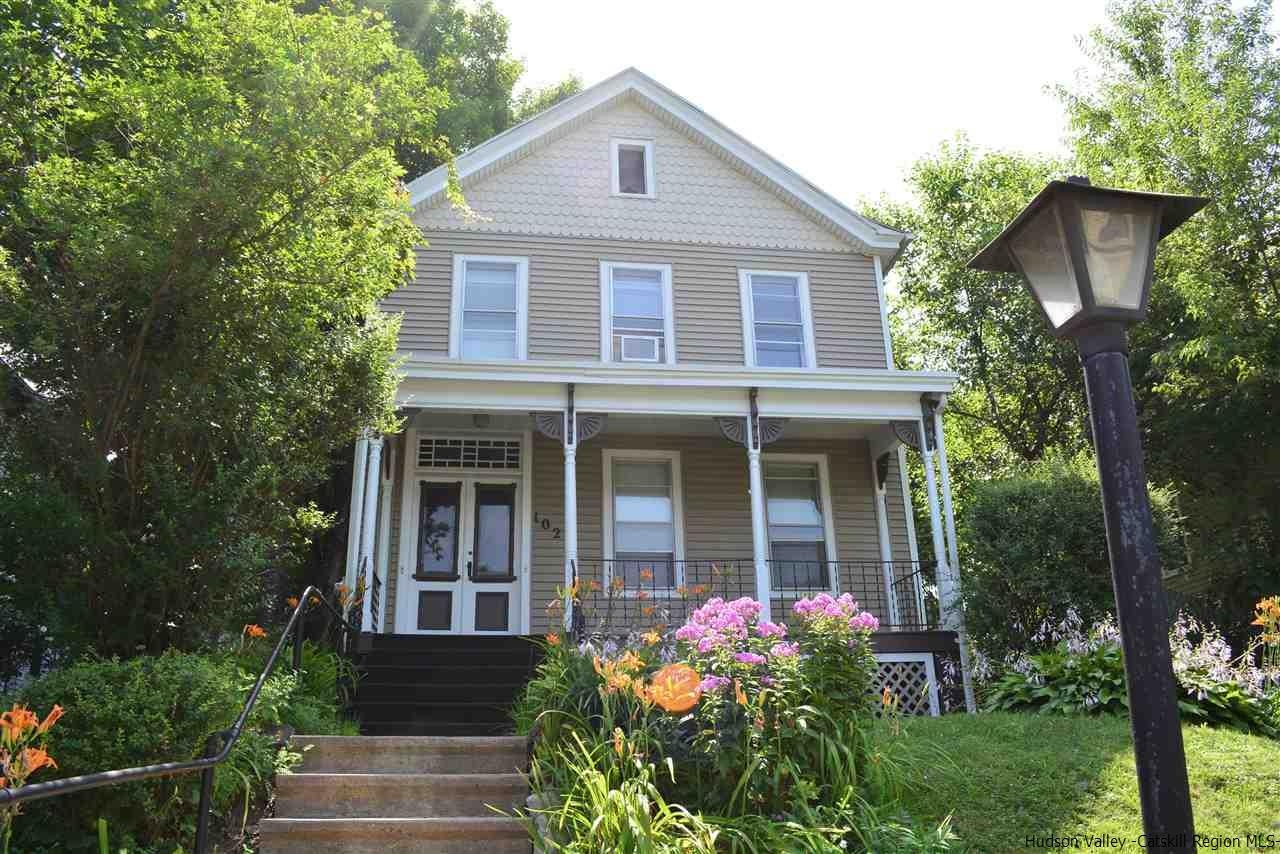 Two Family for Sale at 102 Clifton Avenue 102 Clifton Avenue Kingston, New York 12401 United States