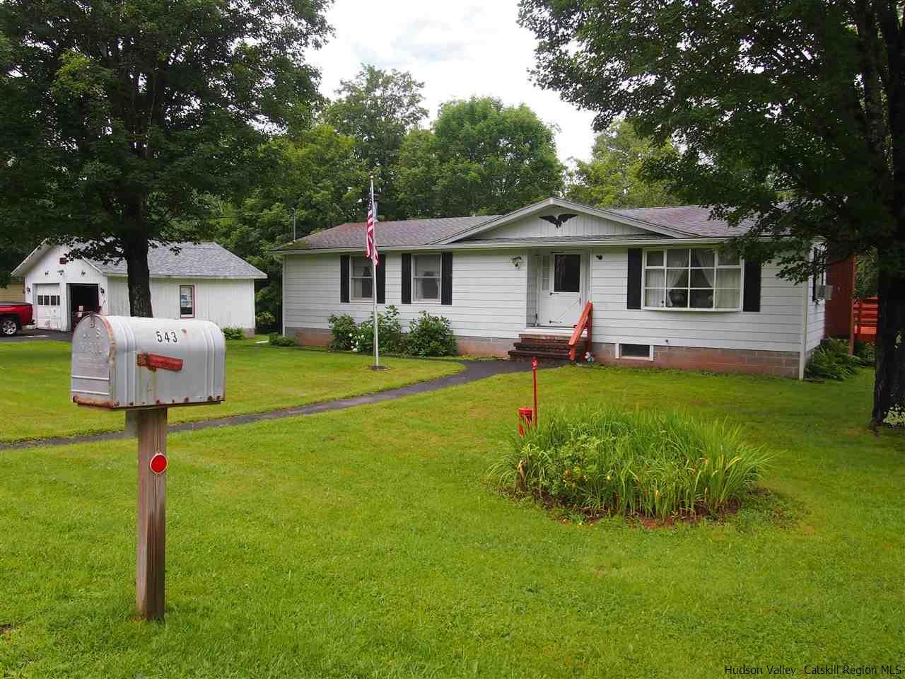 543 North Settlement Road, Ashland, NY 12407