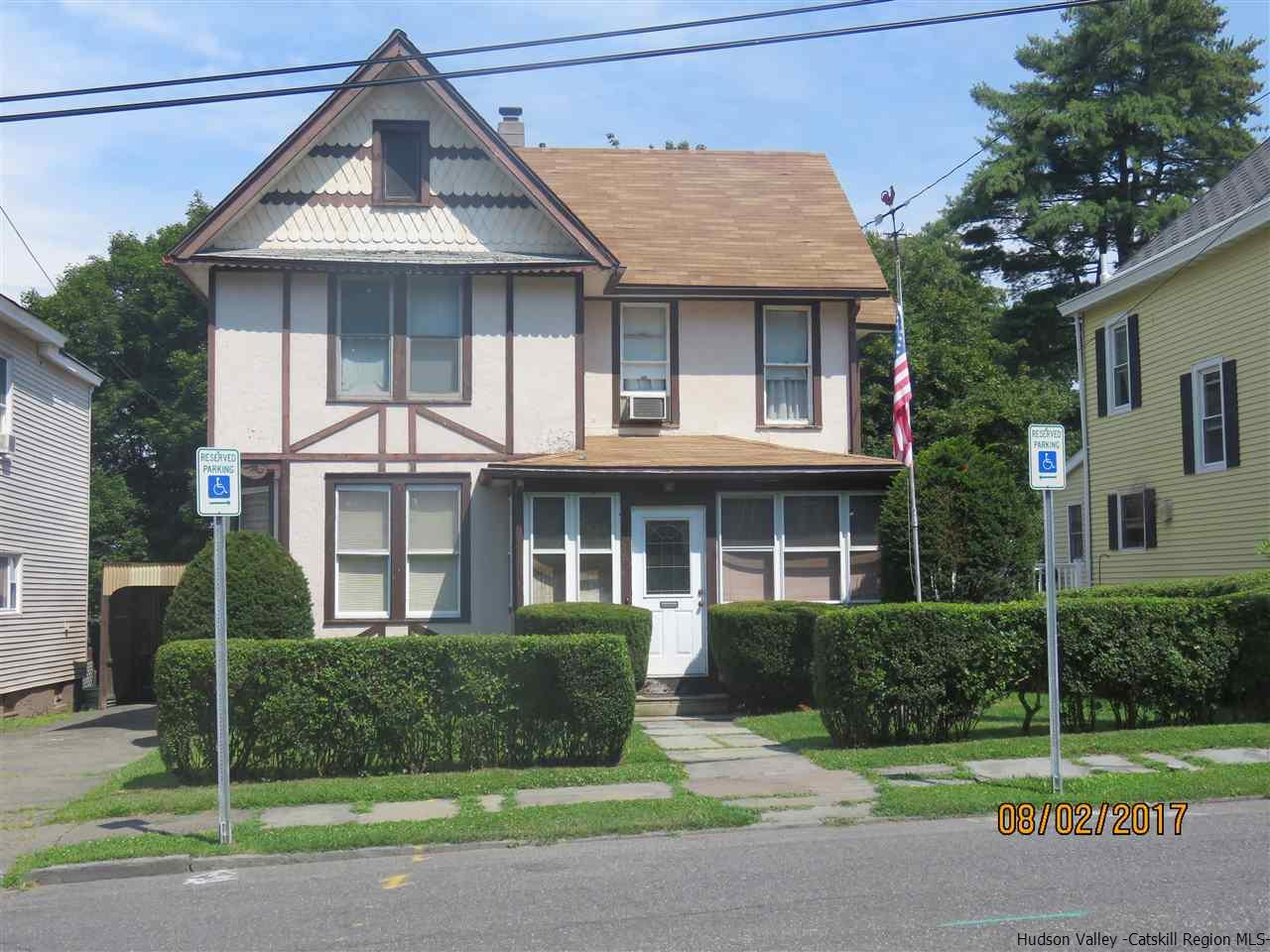 Single Family Home for Sale at 160 Highland Avenue 160 Highland Avenue Kingston, New York 12401 United States