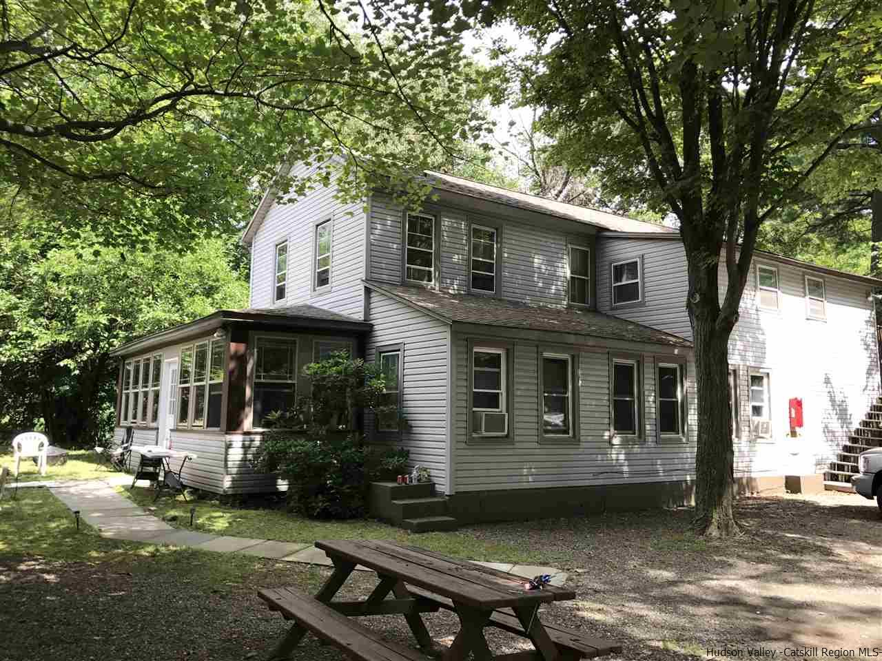 Single Family Home for Sale at 5 Pine Avenue 5 Pine Avenue Palenville, New York 12463 United States