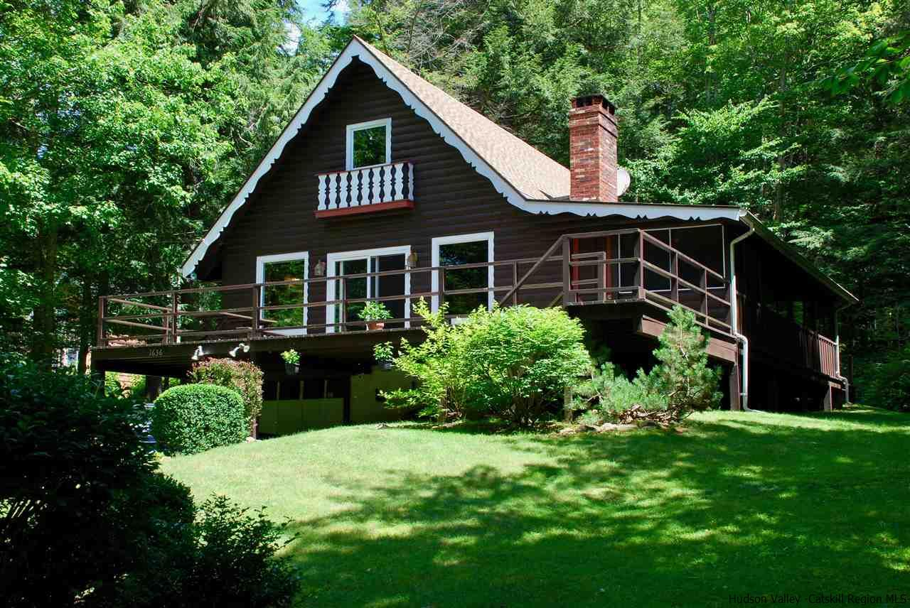 1636 Frost Valley, Big Indian, NY 12410