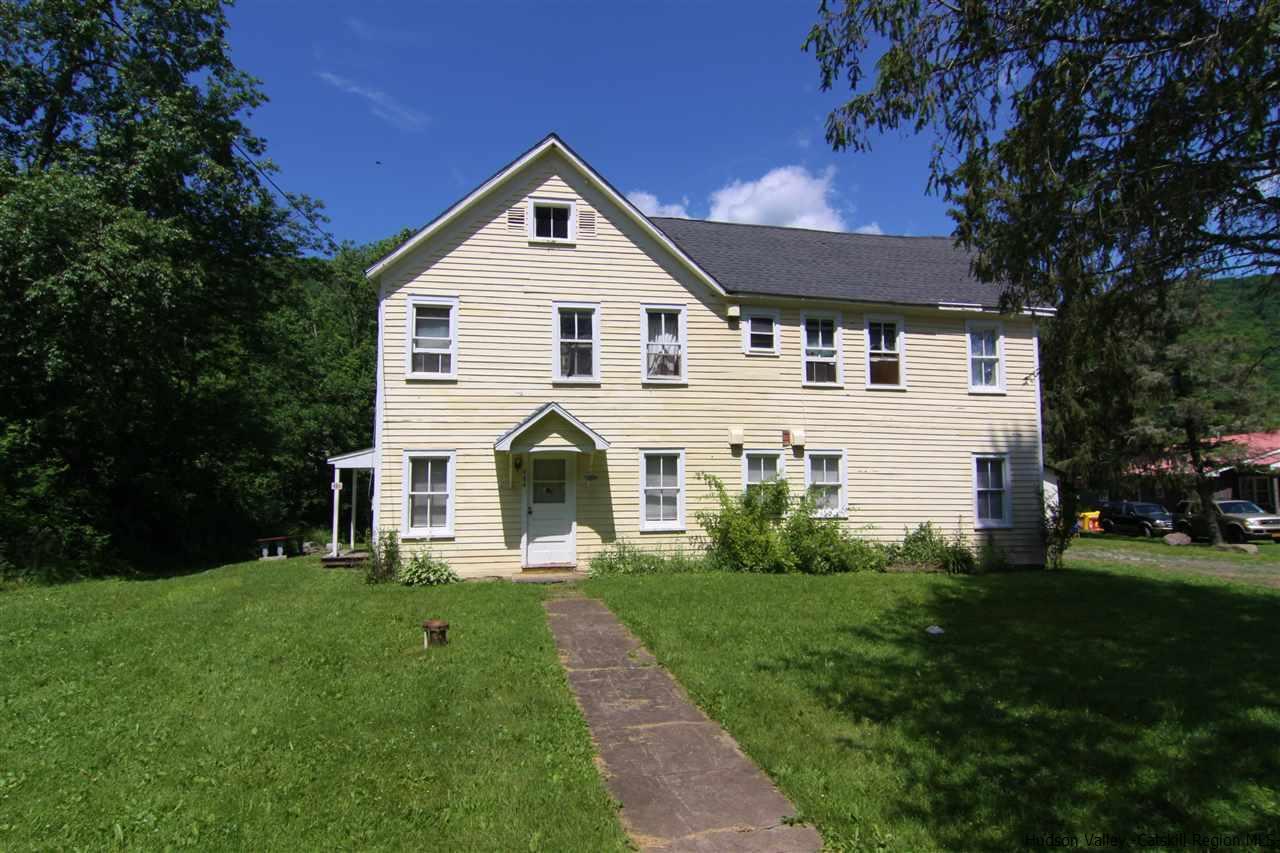 Two Family for Sale at 484-486 Oliverea Road 484-486 Oliverea Road Big Indian, New York 12410 United States