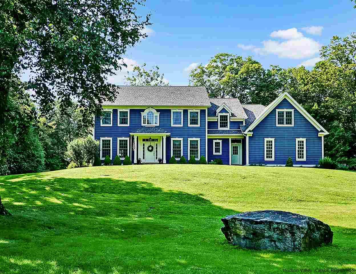 Single Family Home for Sale at 59 Barraco Boulevard 59 Barraco Boulevard Rhinebeck, New York 12572 United States