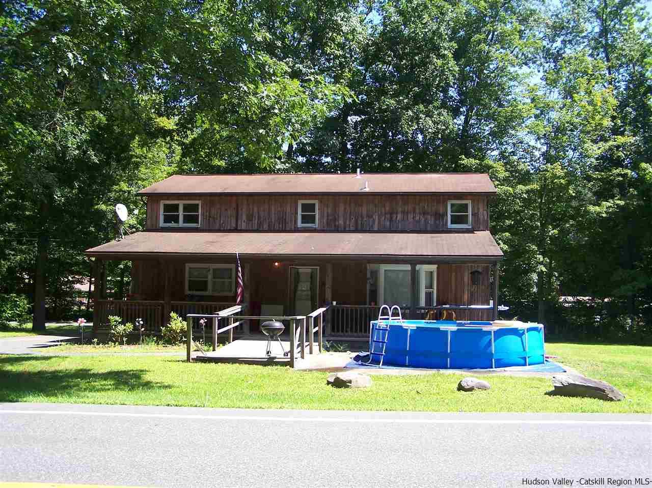 Two Family for Sale at 89 George Saile Road 89 George Saile Road Saugerties, New York 12477 United States