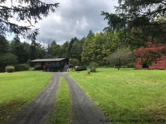 Single Family Home for Sale at 4572 Route 212 4572 Route 212 Willow, New York 12495 United States