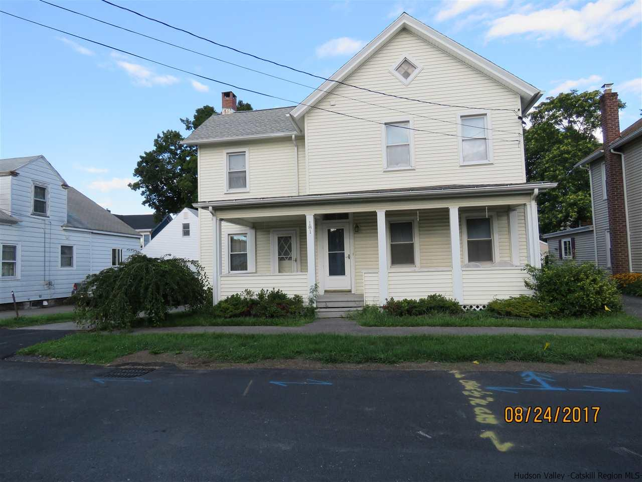 Single Family Home for Sale at 181 Bayard Street 181 Bayard Street Port Ewen, New York 12466 United States