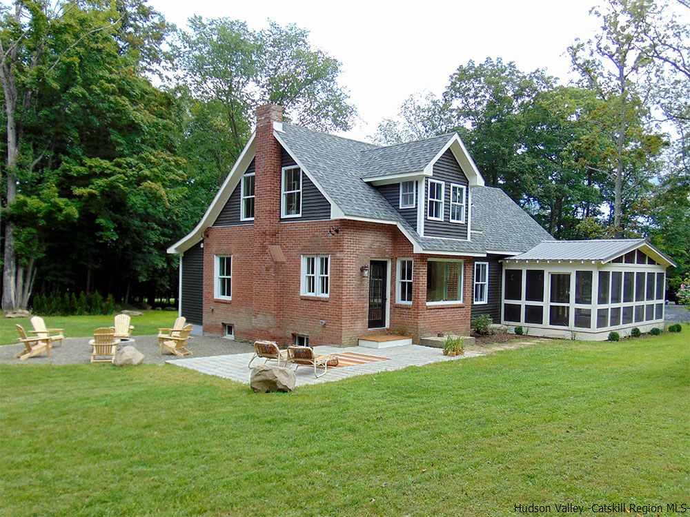 Single Family Home for Sale at 4576 Atwood Road 4576 Atwood Road Stone Ridge, New York 12484 United States