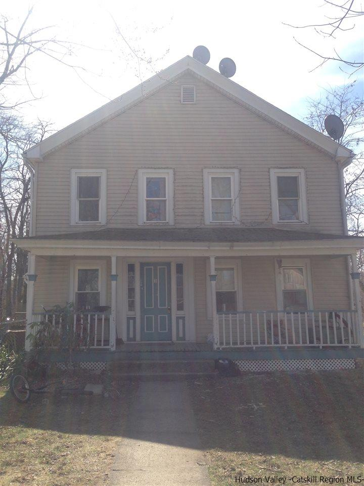 Two Family for Sale at 3 Pearl Street 3 Pearl Street Wawarsing, New York 12446 United States