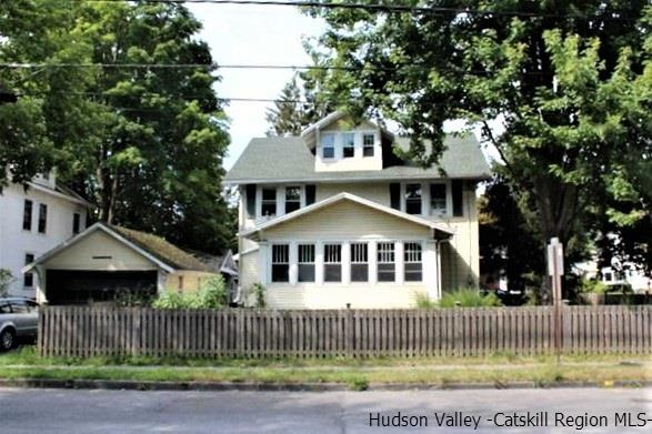 Single Family Home for Sale at 42 Linderman Avenue 42 Linderman Avenue Kingston, New York 12401 United States