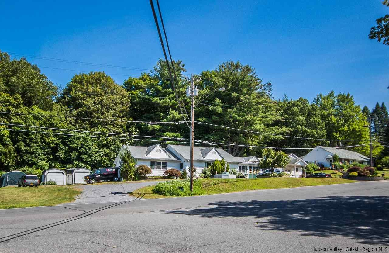 Single Family Home for Sale at 737 Broadway 737 Broadway Ulster Park, New York 12487 United States