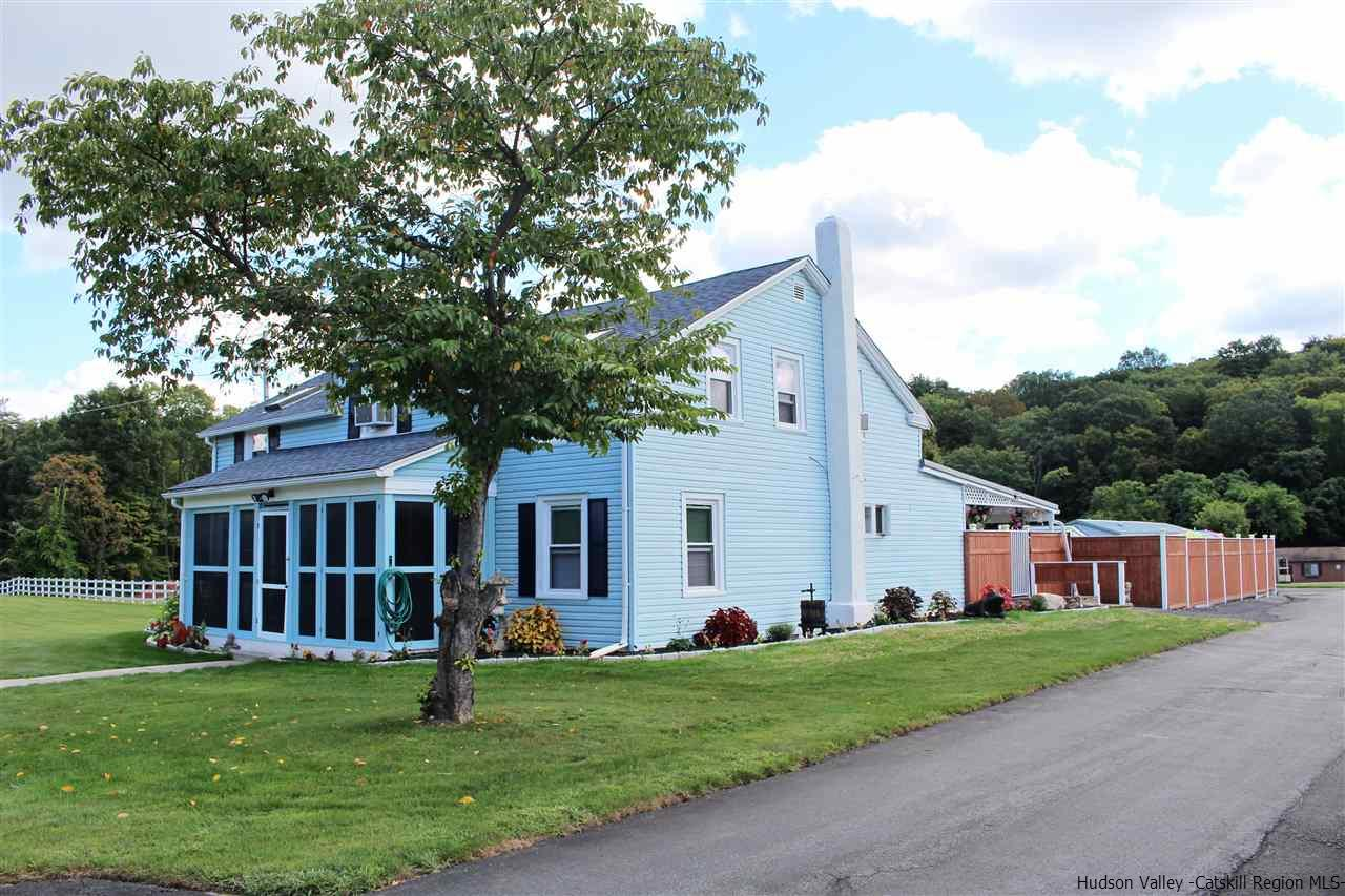 Single Family Home for Sale at 226 New Salem Road 226 New Salem Road Kingston, New York 12401 United States