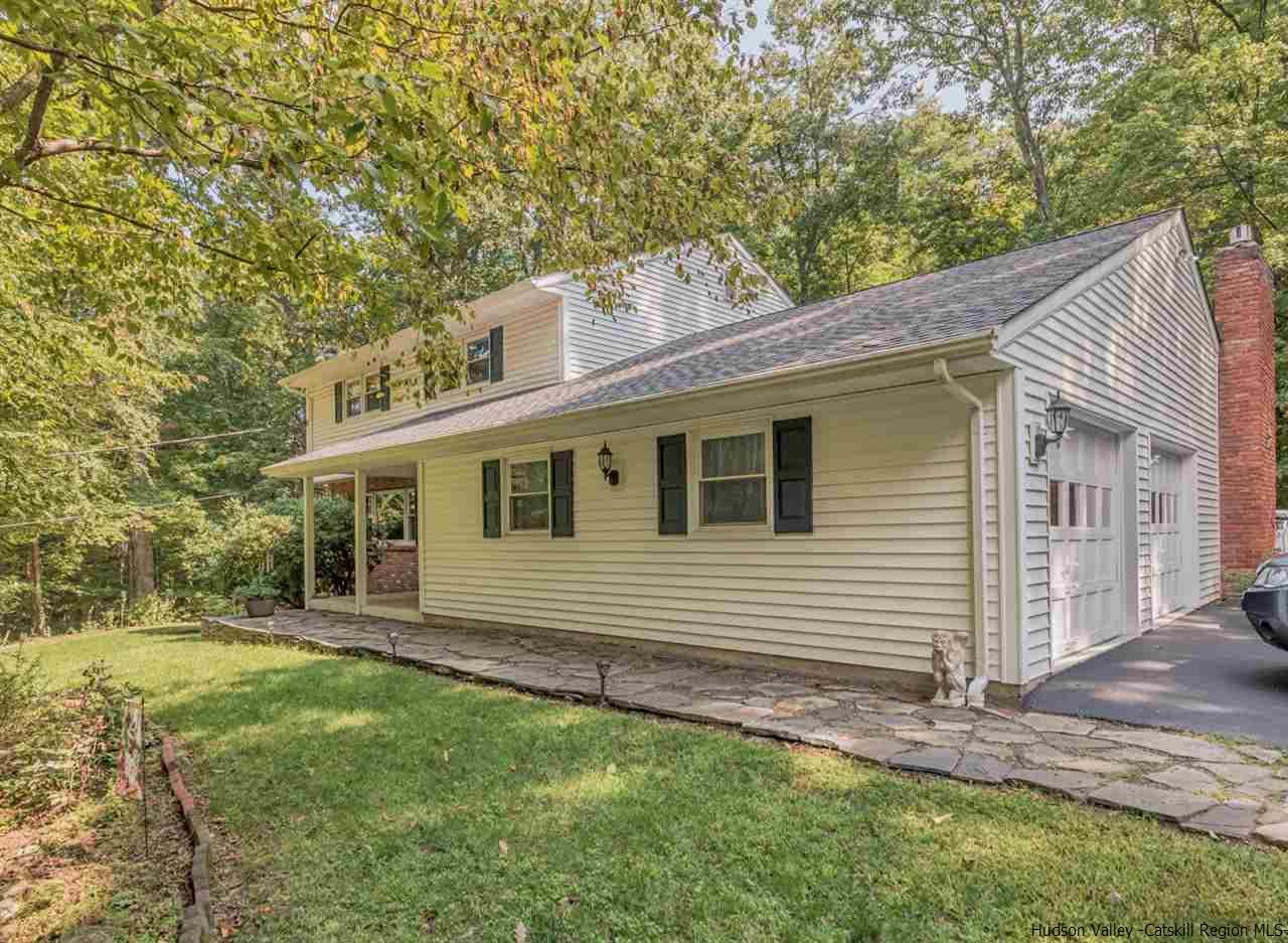Single Family Home for Sale at 100 Pleasant Ridge Drive 100 Pleasant Ridge Drive West Hurley, New York 12491 United States